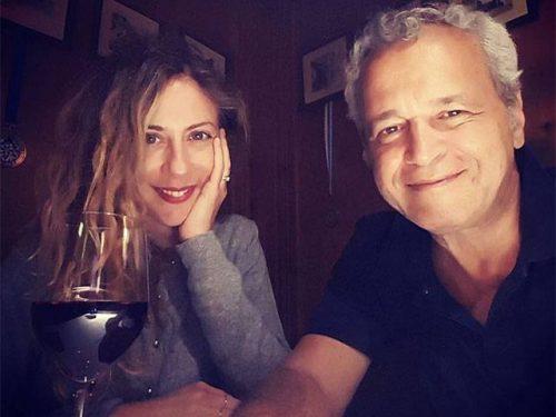 Francesca Fagnani e il suo amore per Enrico Mentana!